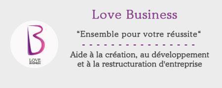 logo love business